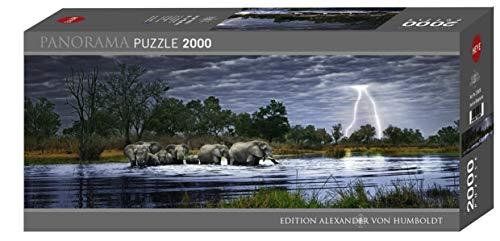 Heye Verlag - Puzzle de 2000 Piezas (1.95x1.11 cm)
