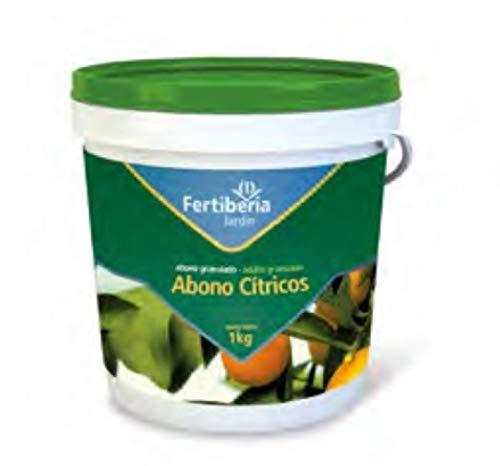 Fertiberia Abono cítricos 1 Kg sólidos, Azul