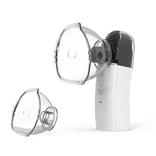 LTongx Inhalador de Vapor portátil,Atomizador Personal,Cámara en Mano humidificador para niños y...