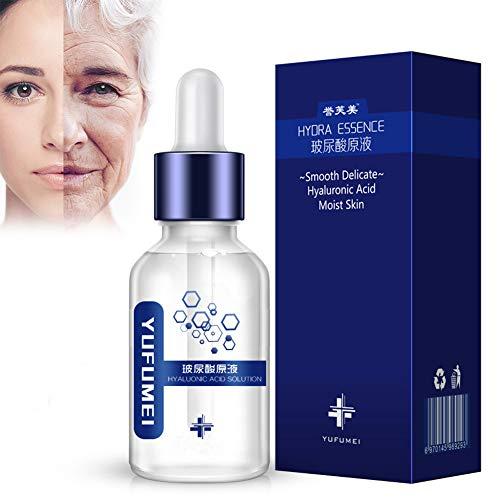 Esencia del ácido hialurónico, esencia facial hidratante del suero facial, blanqueamiento reafirmante anti arrugas