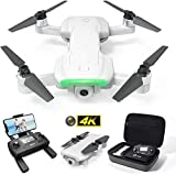Holy Stone HS510 GPS Drone with 4K UHD Camera 5G FPV Live Video for Adults and Beginners, Foldable RC Quadcopter with Brushless Motor, Return Home, Follow Me, Long Flight Time, Includes Carring Case - Best Reviews Guide