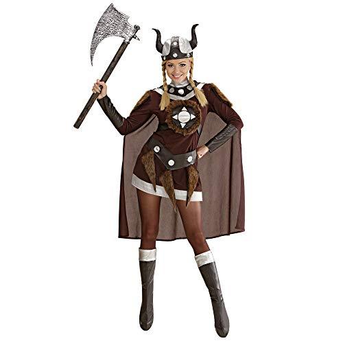 Widmann Desconocido Déguisement de Viking pour Femme