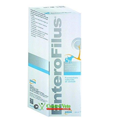 ENTEROFILUS 250 ml - Stimola la digestione e l'assimilazione nei cani e gatti