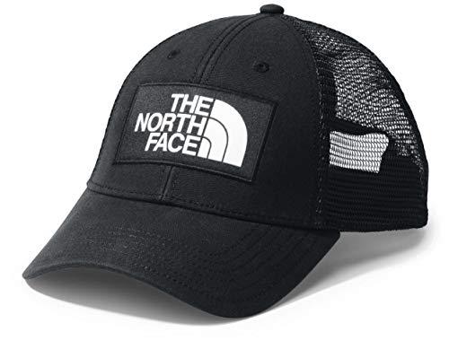 The North Face Men's Mudder Trucker Hat, TNF Black/TNF Black/TNF White, OS