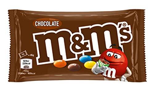 M&M's 280042 Choco Confetti Colorati Cioccolato al Latte, 24 Bustine X45G (1800G)