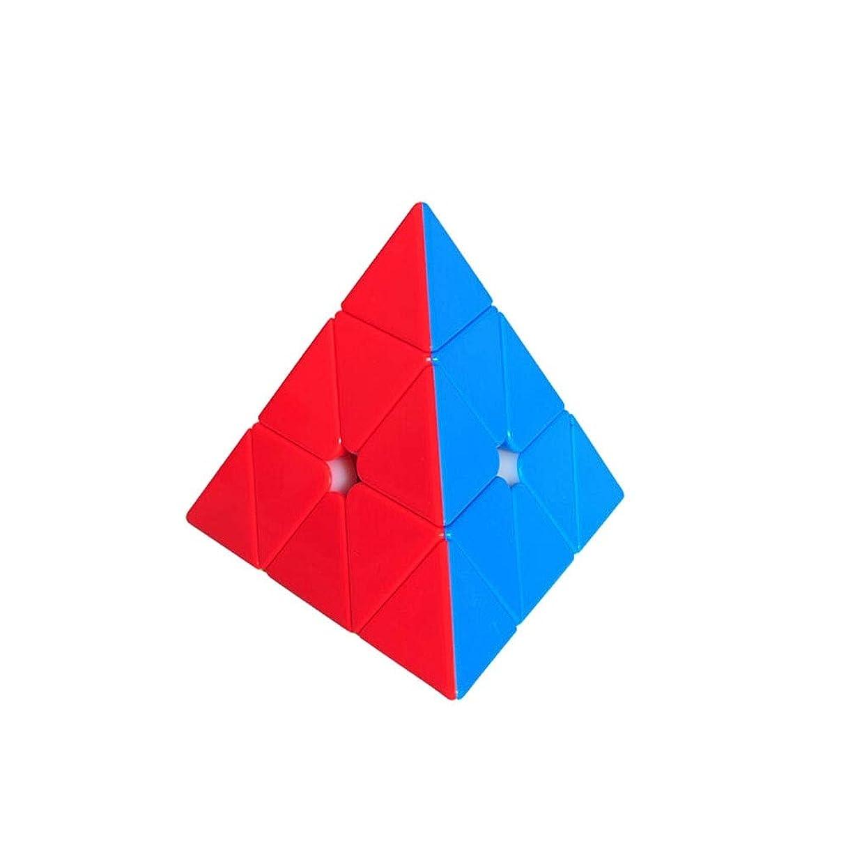 幾分純度バンケットJinnuotong ルービックキューブ、三角スタイルのデザイン、滑らかで快適な雰囲気のデザインスタイル、安全で環境に優しい材料を使用、ギフトとして使用可能 エレガントで快適 (Edition : Triangle, Style : Style2)