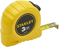 Stanley 1/30/487 Şerit Metre, Sarı/Siyah