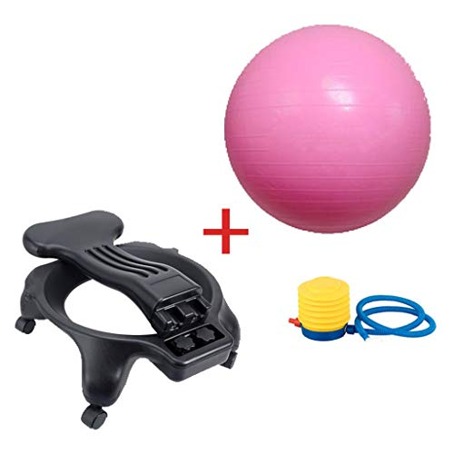 TMY Sentado Postura Corrección Bola de la Silla Silla de la Bola de la Yoga Silla de la Oficina Forma física Forma de la Bola de la Yoga Silla Embarazada