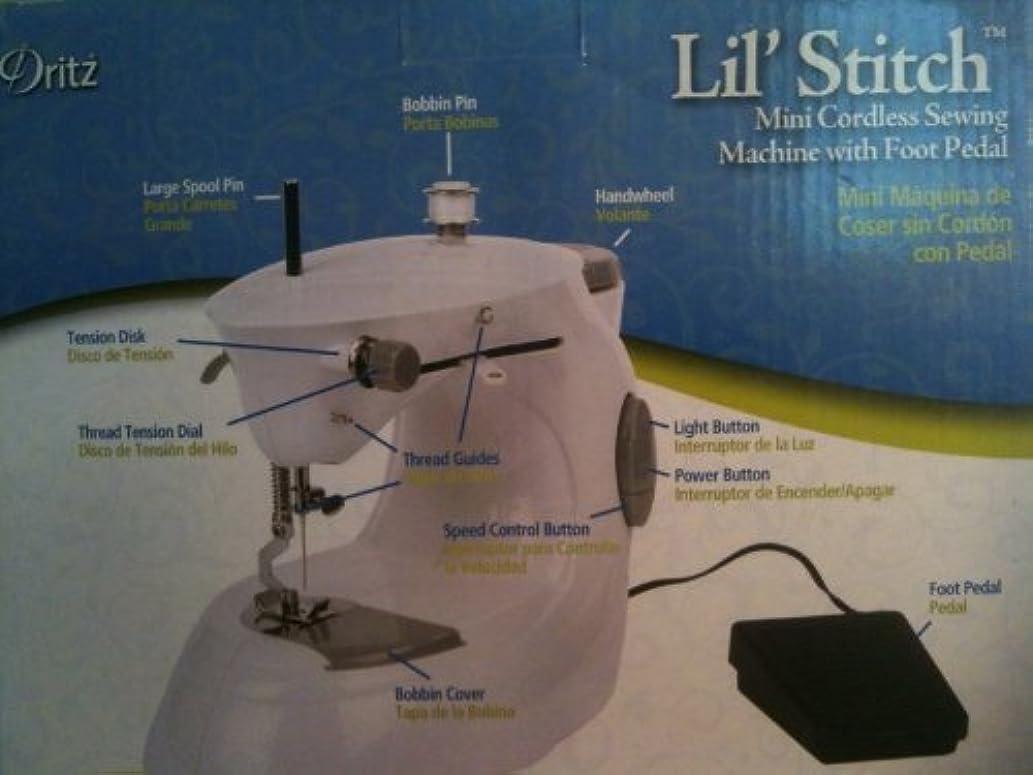Dritz Sewing Machine Lil' Stitch Mini Cordless