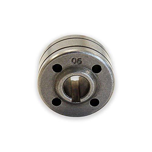 TELWIN Drahtvorschubrolle für Telwin Maxima 200 & 230 Synergic MIG MAG Schweißgerät, Typ:Stahl 0.6/0.8 mm