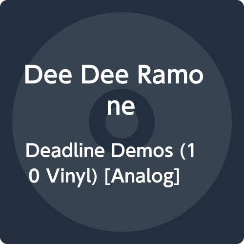 The Deadline Demos (Ltd 10) [Vinilo]