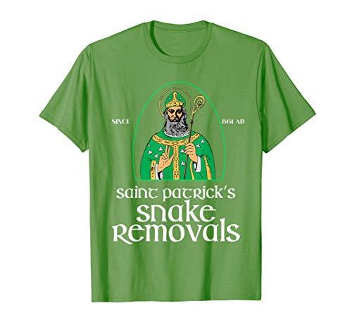 Camiseta de San Patricio