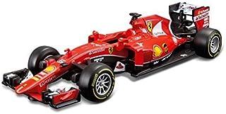 Ferrari 1/24 Bburago Formula 1 de Vettel 18-26801