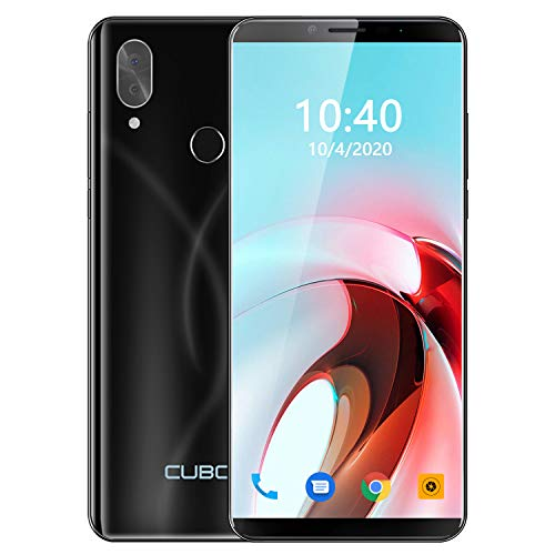 CUBOT X19S 4G Dual SIM Smartphone ohne Vertrag, 5.93