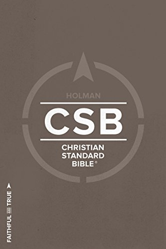 CSB Holy Bible