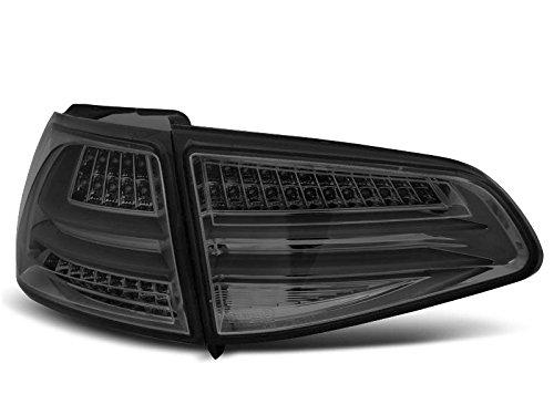 1 paar achterlichten Golf 7 13 – 17, LED LTI (WG6).