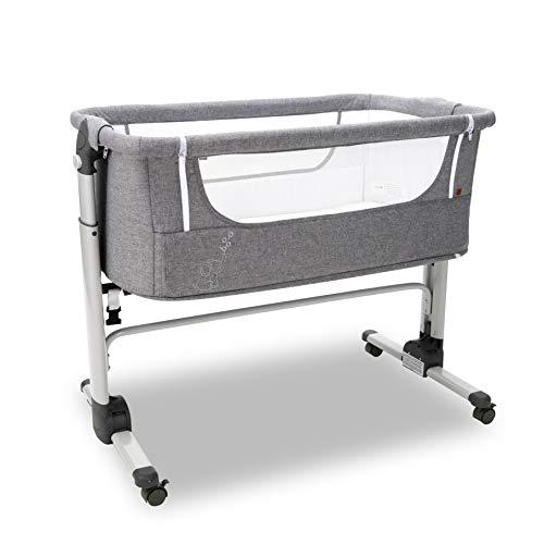 Cuna colecho Fold gris