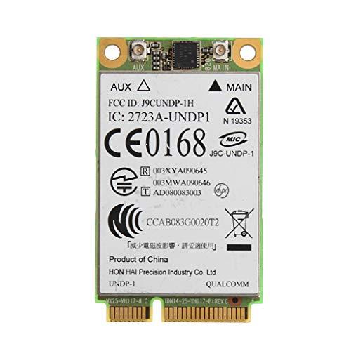 Ontracker UN2400 EV-DO UMTS HSDPA - Módulo WWWAN 483377-002 3G inalámbrico PCI-E para H-P