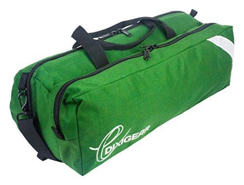 Dixie EMS Oxygen O2 Duffle Trauma Responder Bag w/Pocket 21.5' x 8.75' x 10'D