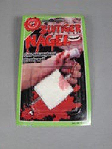 Déguisement Kostüm–328507–Clou in den Finger mit Bandage