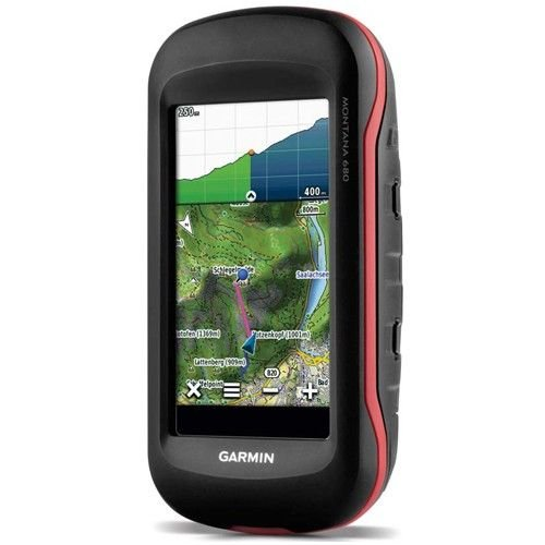 Garmin Montana 680 - Navegación vía GPS y GLONASS