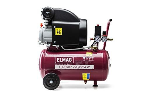 Elmag Kompressor Euroair. 220/8/24 W