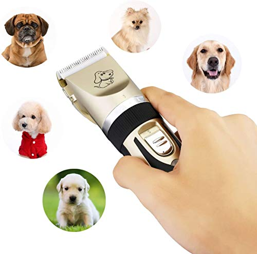 Pet Grooming Kit for Dogs Cats Horses