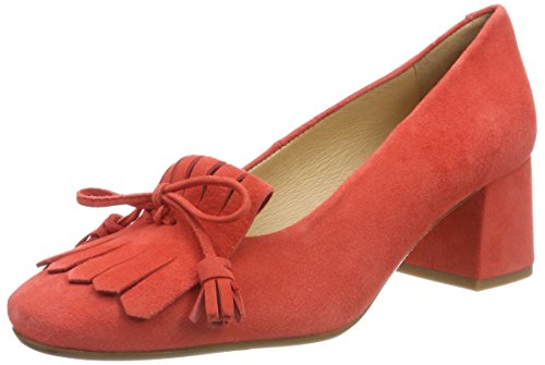KMB Damen ORAN Pumps, Orange (Cinnamon 19), 39 EU