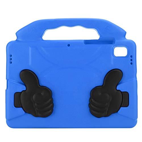 AMONIDA Estuche Protector para Tableta, Estuche Protector de EVA anticaídas a Prueba de Golpes para Samsung Galaxy Tab, Accesorios para Tableta para el hogar(Blue)