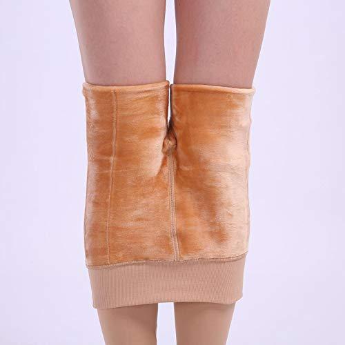 Leggings Casuales De MujerLeggings De Invierno para Mujer, Cálidos De Cintura Alta, Leggings Ajustados De Terciopelo GRU
