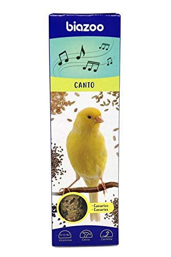 biozoo - Barritas de Canto para Canario - Pack 5 Unidades