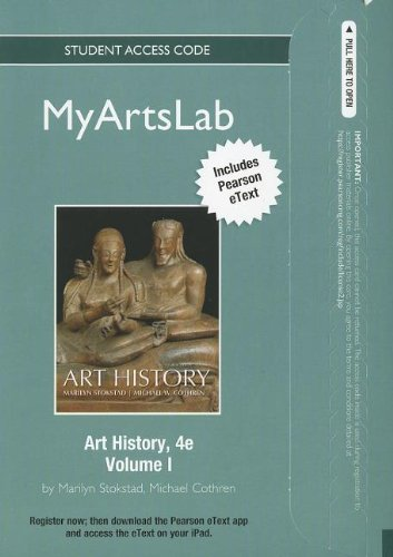 NEW MyArtsLab with Pearson eText -- Standalone Access Card -- for Art History, Volume 1 (4th Edition)