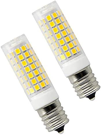 8W Dimmable LED E17 Microwave Oven Bulb Intermediate Base LED Appliance Light Daylight 6000K product image