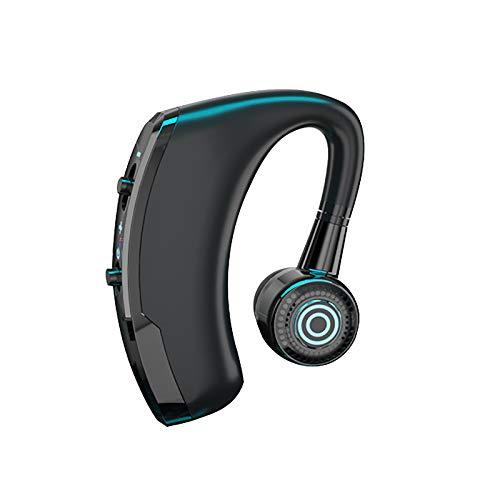 Drahtlose Kopfhörer Bluetooth-Hörunterdrückung Headset Bluetooth-Headset V9 Drahtloses Bluetooth-Headset Universal Sports Stereo Drahtlose Ohrstöpsel Hängendes Ohr