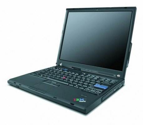 IBM ThinkPad T60 T2400 1,83GHz/ 1024/ 80/ 35.8cm 14.1'/ Combo/ EU/ WLAN/ BT/ A