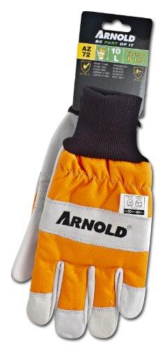 Arnold Schnittschutzhandschuh, Leder, Größe 10/L 6061-CS-1010