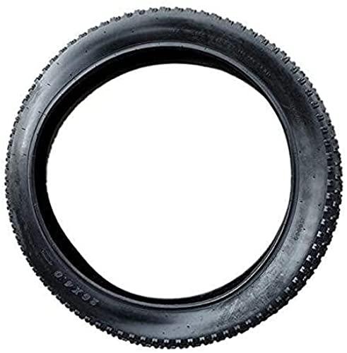 Bicicleta MTB Neumáticos de bicicleta 26x4 0 pulgadas Neumático Use Wesen Compatible Bicicleta Ancho Neumático Montaña Bicicleta de Montaña Neumático Neumático Neumático Neumático Neumático Bicic