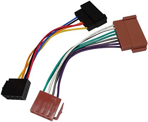 AERZETIX - AA3 ISO-Konverter - Adapter - Kabel Radioadapter Radio Kabel Stecker ISO-Kabel Verbindung