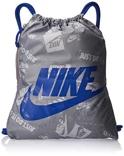 Nike Nk Heritage Gmsk-GFX 2 Tasche, Unisex Erwachsene, Atmosphere Grey Game Royal, One Size