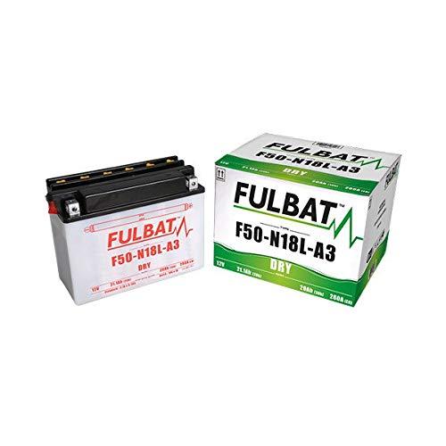 Fulbat - Batterie Moto Y50-N18L-A3 / F50-N18L-A3 12V 20Ah