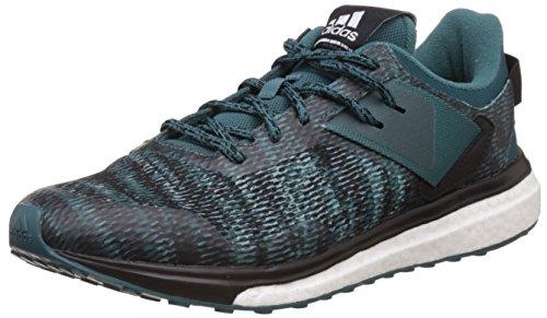 adidas Response 3 M, Zapatillas de Running Hombre, Verde (Vertec/Vertec/Negbas), 40 2/3