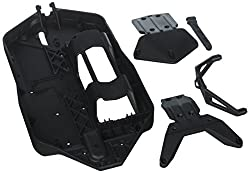 Losi Tenacity MT chassis and skid plates
