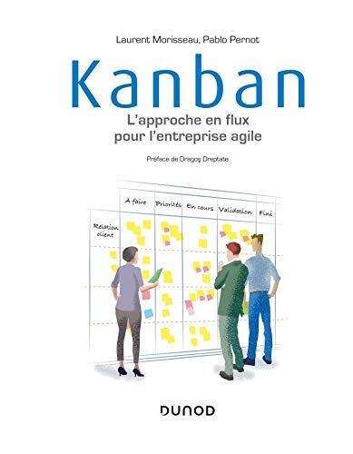 Kanban - L'approche en flux pour l'entreprise agile