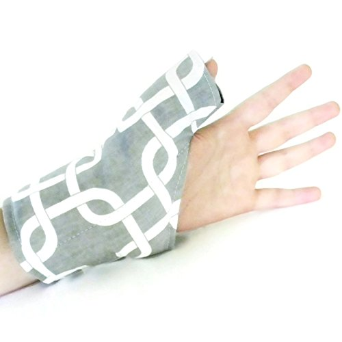 Heating Pad Hand Thumb Heat Wrap for Arthritis Carpal Tunnel Pain Relief Texting Injury