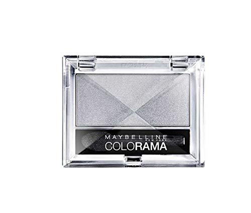 Gemey Maybelline-COLORAMA FARD A PAUPIERES COULEUR INTENSE 801-LIGHT SILVER