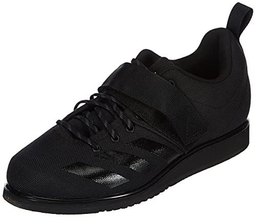 adidas Powerlift 4, Chaussures de Running Homme, Noir (Negbás Negbás Dorsol), 40 2/3 EU