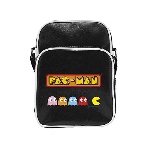 ABYstyle Pac Man Bolso bandolera Ghosts para adultos, talla S, ABYBAG241