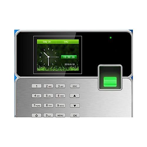 Unbekannt Präzise Zeiterfassung Control System Biologische Fingerabdruck-Zeit-Anwesenheits-System TCPIP USB-Kartenleser-Zeit-Recorder Uhr Staff Maschine Dauerhaft