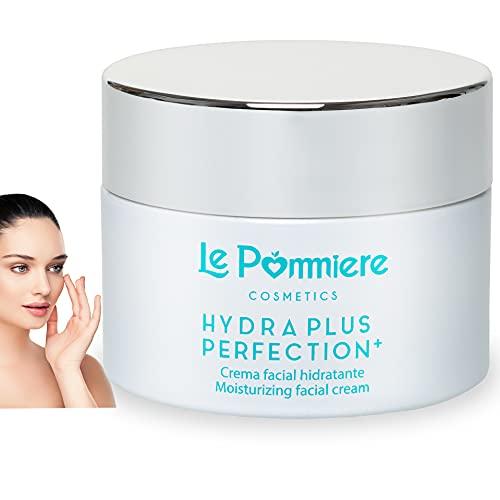 Le Pommiere crema nutritiva hidratante antiedad 50ml. Antiarrugas áci