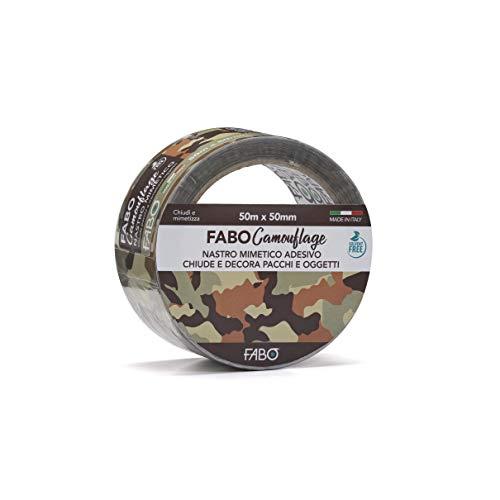 Fabo Camouflage: Cinta Adhesiva Camuflaje Embalaje